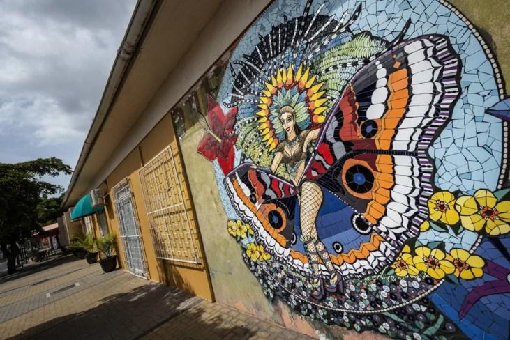 Street Art in San Nicolas Aruba