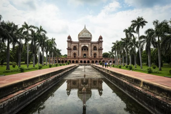Wat te doen in New Delhi - Safdarjung's Tomb