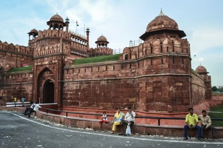 New Delhi - The Red Fort