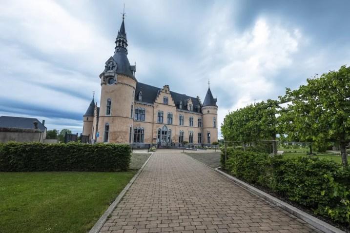 Gaumestreek - Chateau du Faing