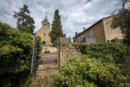 De Gaume - Torgny kerk