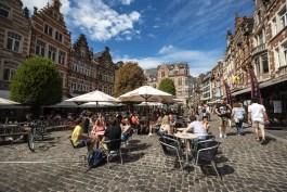 Wat te doen in Leuven - Oude Markt