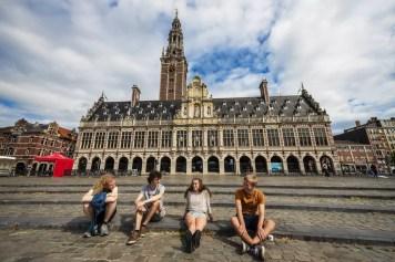 Wat te doen in Leuven - Bibliotheek KUL