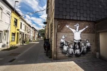 Weekend in Leuven - Street Art Kessel-Lo