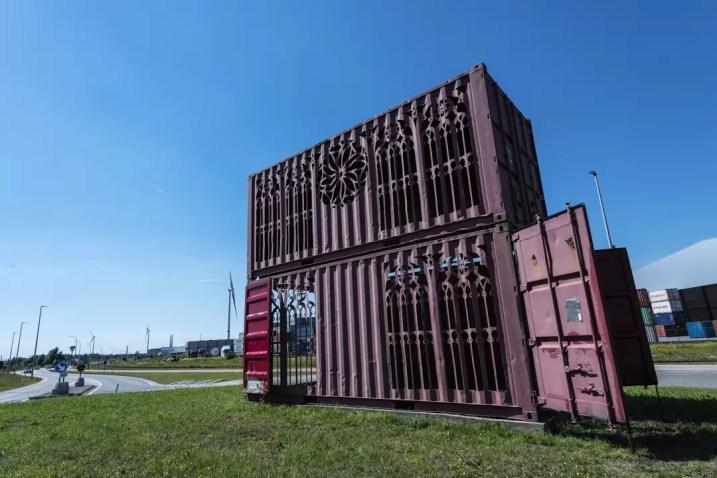 Port of Antwerp - Kunst in de openbare ruimte