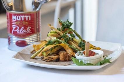 Italiaanse restaurants in Antwerpen - Spritz Calamari