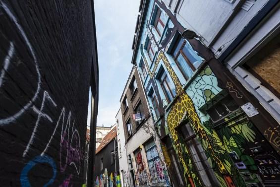 Street Art in Antwerpen-2