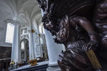 Wat te doen in Mechelen - Preekgestoelte