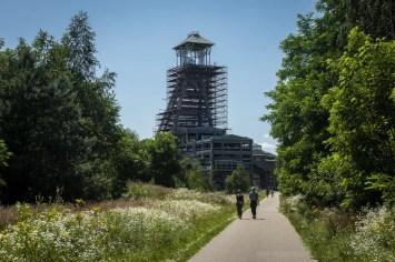 Wat te doen in Limburg - Steenmannetjespad Thor Genk