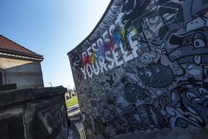 Wat te doen in Dresden - Street Art