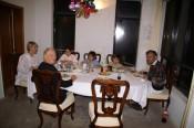 aan tafel in muree