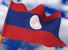 Vlag Laos