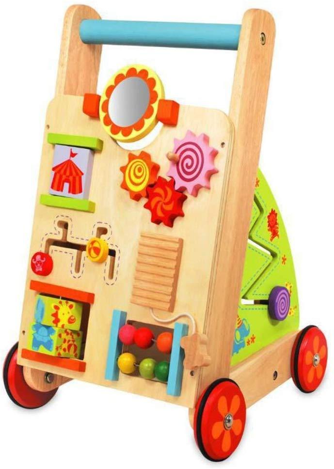 chariot de marche en bois decouvrez