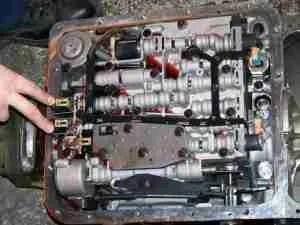 P0781 – Gear selection, 1 2 shift malfunction