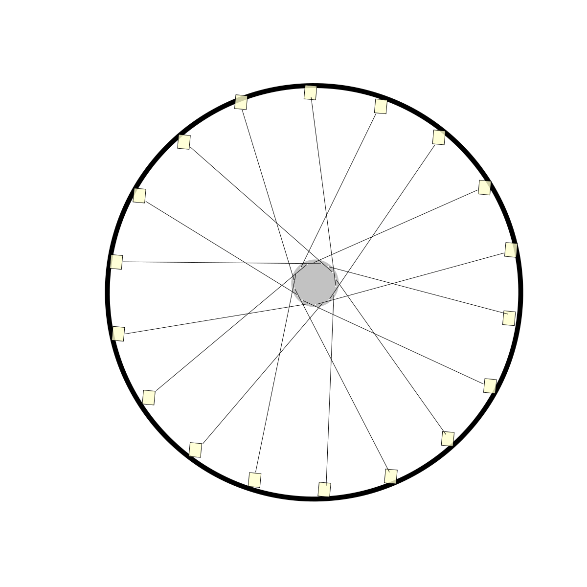 Wheel Drawing