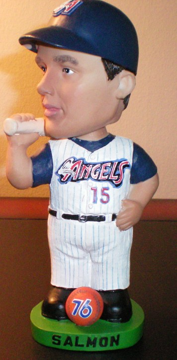 Tim Salmon 2001 Angels bobblehead