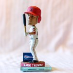 Mark Trumbo 2013 Angels Bobblehead