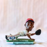 Torii Hunter Angels Bobblehead