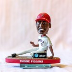 Chone Figgins Angels Bobblehead