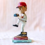 John Lackey 2008 Angels Bobblehead