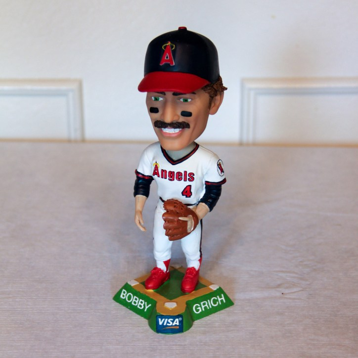 Bobby Grich Bobblehead