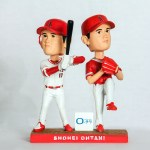 2018 Angels Shohei Ohtani Double Bobblehead