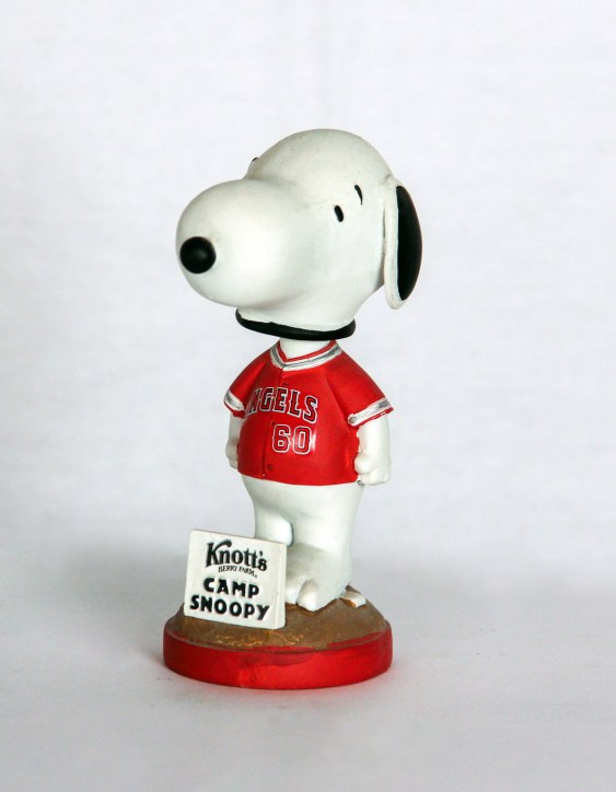 2010 Snoopy Angels Bobblehead