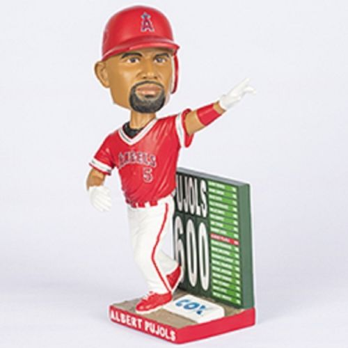 2017 Albert Pujols 600 Home Run Bobblehead