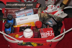 Mike Trout's favorite things