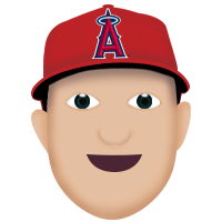 Mike Trout emoji