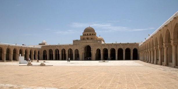 mosquee Kairouan Les dix plus anciennes mosquées du monde