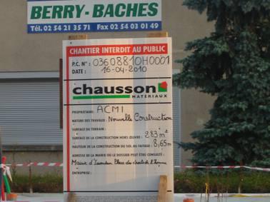 mosquee issoudun Aucun secret pour la nouvelle mosquée d'Issoudun