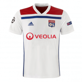 MAILLOT EUROPE COLLECTOR ADULTE 2018/2019 – OLYMPIQUE LYONNAIS