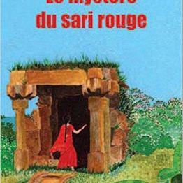 LE MYSTERE DU SARI ROUGE – LIVRE DE MARIE PONTACQ