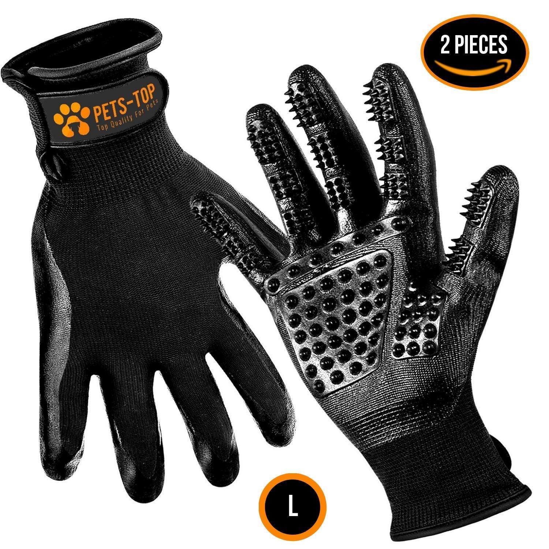 Plaid Anti Poil De Chat paire de gants brosse ramasse poils toilettage poils