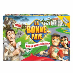 LA BONNE PAYE – JEU DE SOCIETE HASBRO 000324470