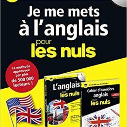 Coffret – Je me mets à l'Anglais pour les nuls