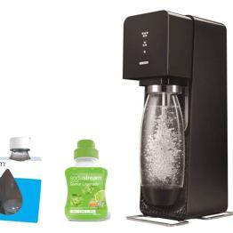 Sodastream Source Noir – Machine à eau pétillante et soda