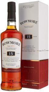 Bowmore Islay Single Malt 15 ans