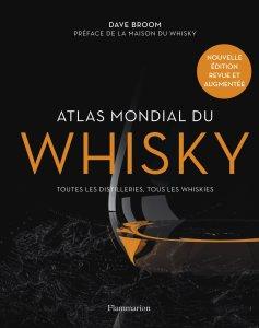 Atlas Mondial Whisky 750 bouteilles Whisky et Bourbon