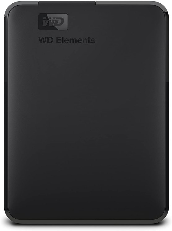 Disque Dur Portable Externe WD Elements  5 To USB 3.0