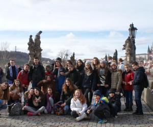 Studentská výměna 2018 Vrchlabí