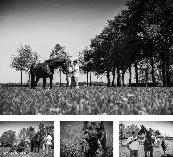 Loveshoot Kasteel Henkenshage Sint-Oedenrode   Suzan & Wessel