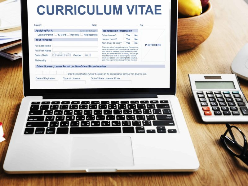 Curriculum Vitae Word Para Download