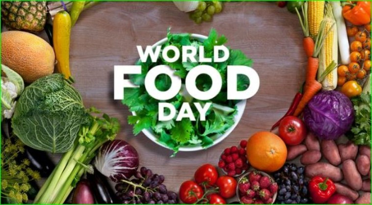 Journée mondial de l'alimentation