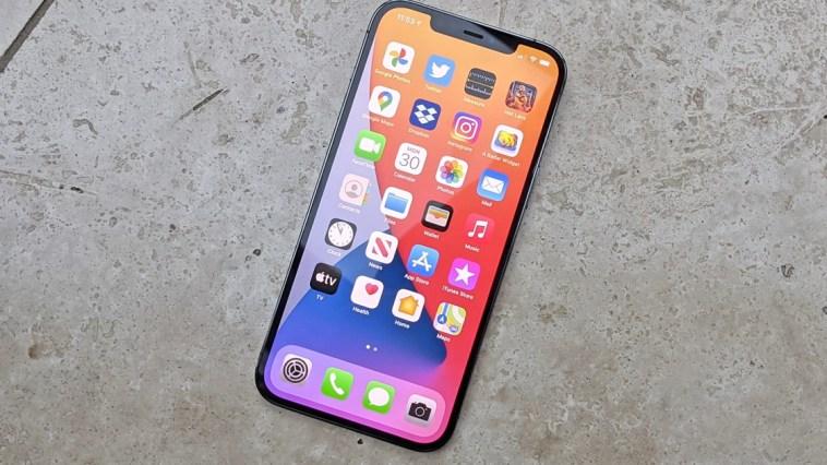 Le Pro Max est l'un des quatre modèles d'iPhone 12 lancés cette année