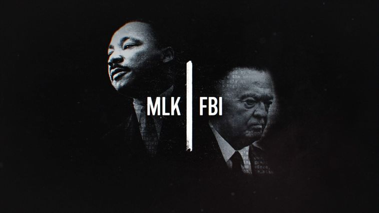 Bande-annonce officielle de l'excellent documentaire `` MLK / FBI ''