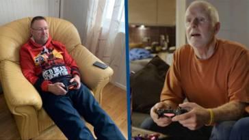 senior et jeux vidéo