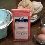 Blue Magnolia Bread Pudding Ingredients, TroysArt photo