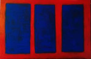 Ode to Rothko by Michael Anderson
